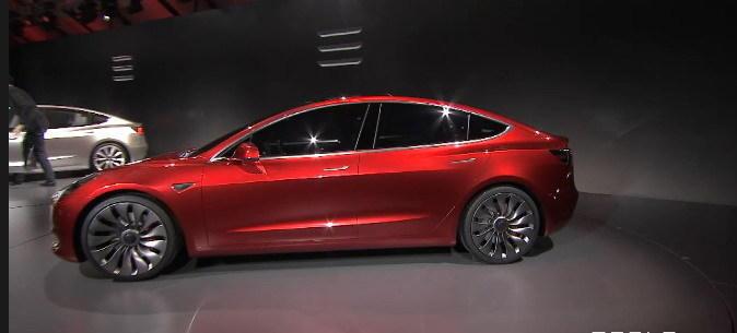 特斯拉Model 3:平地一声雷,老子亲民环保性能好